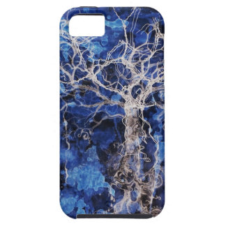 Blue Gypsy Tree of Life iPhone 5 Cases