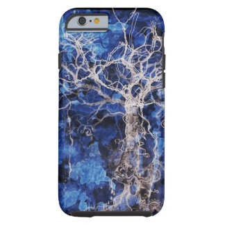 Blue Gypsy Tree of Life Tough iPhone 6 Case