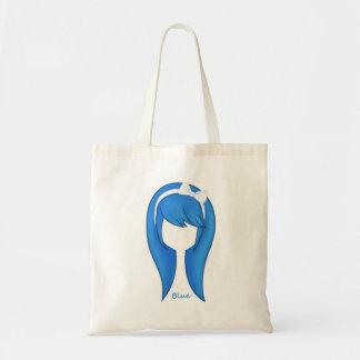 """""""Blue Hair Girl"""" Bag"""