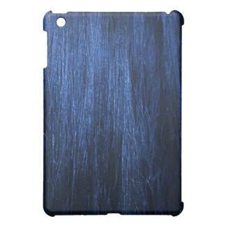 Blue Hair Texture Cover For The iPad Mini