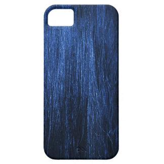 Blue Hair Texture iPhone 5 Cover