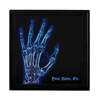 Blue Hand X-ray (version 1) gift box