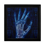 Blue Hand X-ray (version 2) gift box