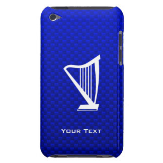 Blue Harp Barely There iPod Covers
