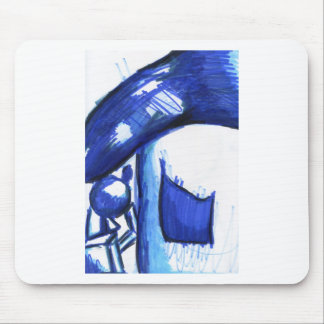 Blue Haus BH HB Mouse Pad