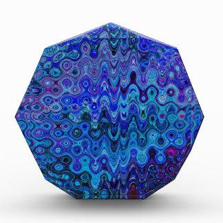 Blue Haven Sparkle Waves Spiritual Healing Energy Award
