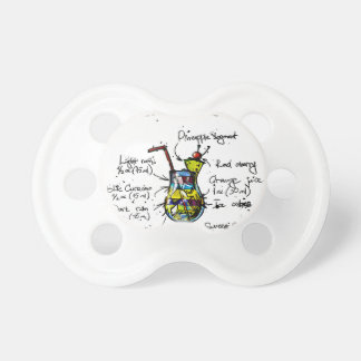 Blue Hawaii Cocktail Recipe Pacifier