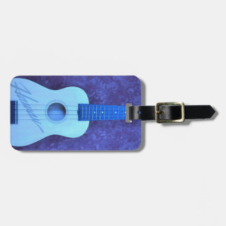 Blue Hawaii Travel Bag Tags