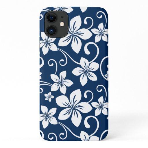 BLUE HAWAII (NAVY BLUE) iPhone 11 CASE