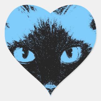 Blue Hayley.jpg Heart Sticker