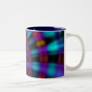 Blue Haze Two-Tone Coffee Mug