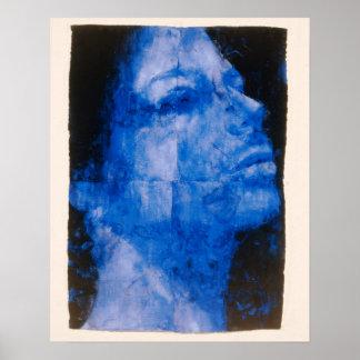 Blue Head 1998 Poster
