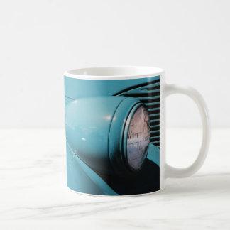 Blue Headlight Coffee Mug