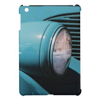 Blue Headlight iPad Mini Cases