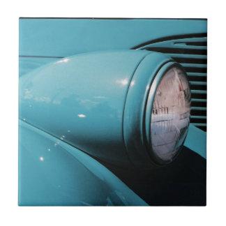Blue Headlight Tile