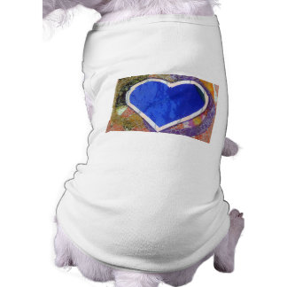 Blue Heart Pet Clothing