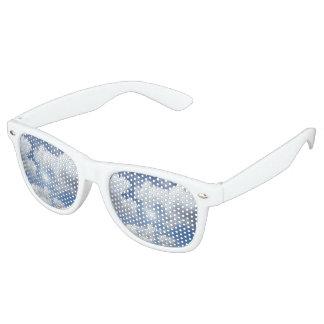 Blue Heaven Clouds + your ideas Party Sunglasses