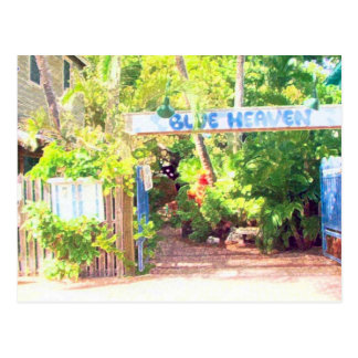 Blue Heaven Postcard