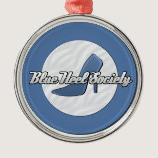 Blue Heel Society Christmas Ornament