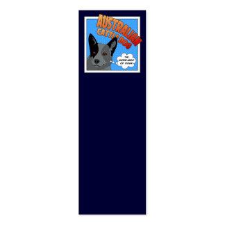 Blue Heeler Business Card Templates