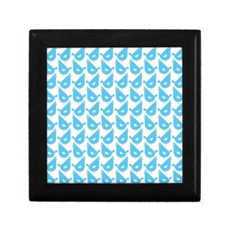 Blue Hen Keepsake Box