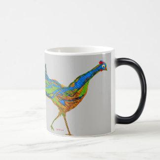 Blue Hen Magic Mug