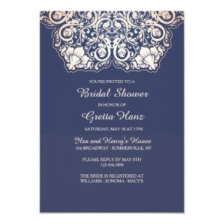 Blue Heritage Invitation