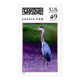 Blue Heron Collection Postage