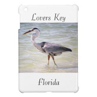 Blue Heron on Lovers Key iPad Mini Case