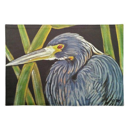 Blue Heron Placemat