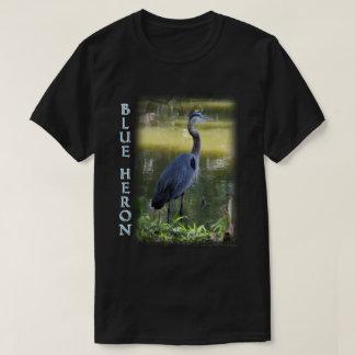 Blue Heron Tshirt