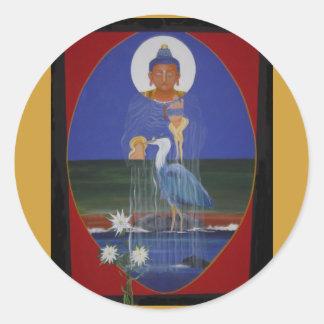Blue Heron Zen Buddhist Centre Sticker