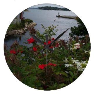 Blue Hill Maine Clock