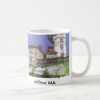 Blue Hill Observatory Classic White Coffee Mug