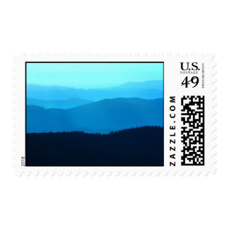 Blue Hills Appalachian Great Smoky Mountain Stamps