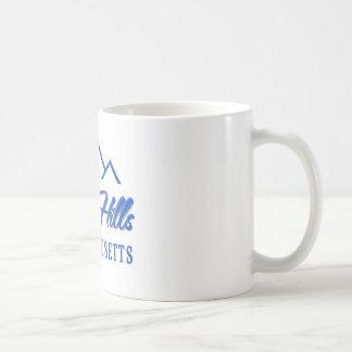 Blue Hills Massachusetts Coffee Mug