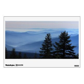 BLUE HILLS WALL DECAL