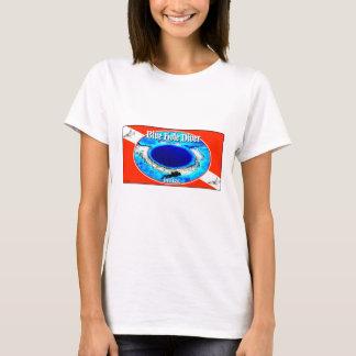 Blue Hole Diver Basic T-Shirt
