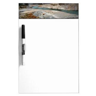 Blue Hole Dry-Erase Board
