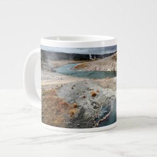 Blue Hole Large Coffee Mug