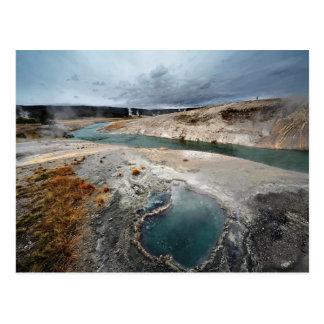 Blue Hole Postcard