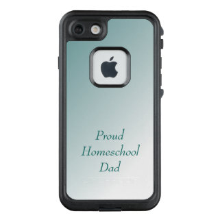 Blue Homeschool Dad LifeProof FRĒ iPhone 7 Case