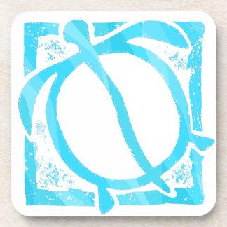 Blue Honu Coaster
