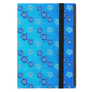 Blue Honu Turtles iPad Mini Cover