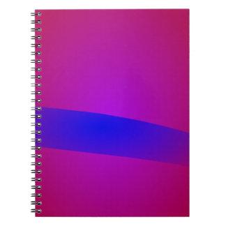 Blue Horizon Notebook