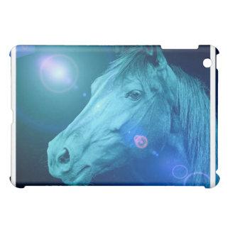 Blue Horse Design iPad Case