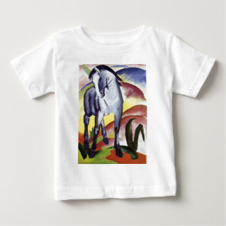 Blue Horse I by Franz Marc Baby T-Shirt