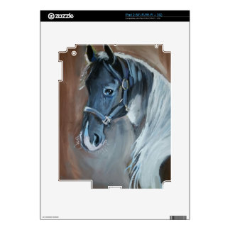 Blue Horse Skins For The iPad 2