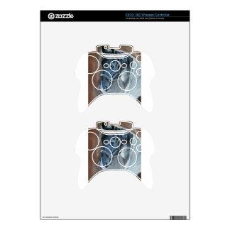 Blue Horse Xbox 360 Controller Decal