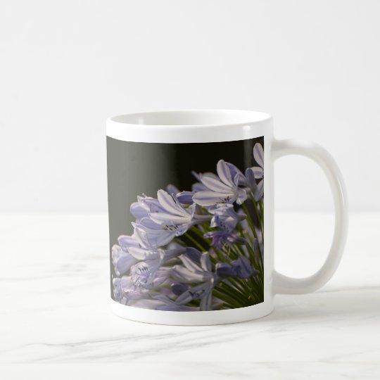 Blue Hostas Coffee Mug